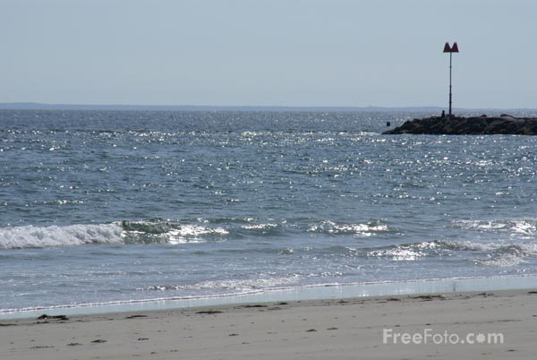 Picture of Hampton Beach State Park, Hampton, NH - Free Pictures - FreeFoto.com