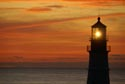Image Ref: 9907-09-23 - Sunrise, Portland Head Lighthouse, Cape Elizabeth, Maine, Viewed 9895 times