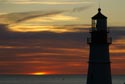 Image Ref: 9907-09-24 - Sunrise, Portland Head Lighthouse, Cape Elizabeth, Maine, Viewed 5845 times
