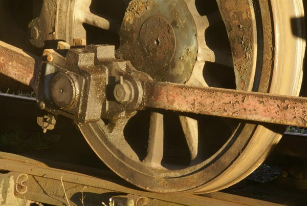 Picture of Old steam engine - Free Pictures - FreeFoto.com