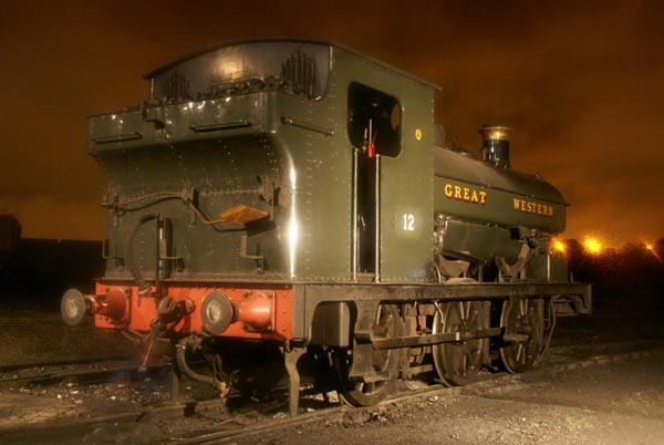 Picture of Tanfield Railway Photography Evening - Free Pictures - FreeFoto.com