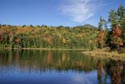 Image Ref: 9907-10-13 - Falls Pond, White Mountain National Forest, New Hampshire, Viewed 10733 times