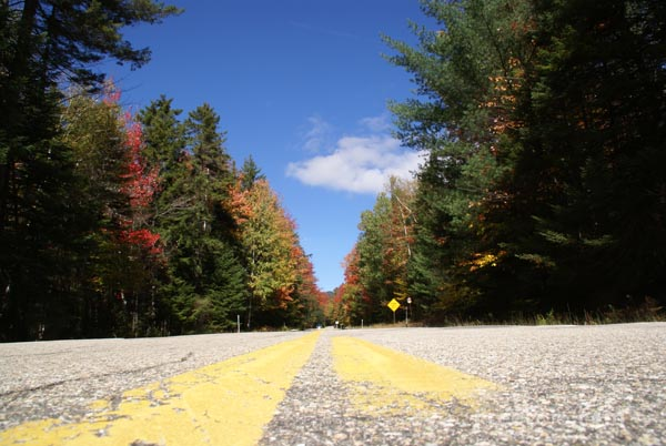 Picture of Fall Color, Bear Notch Road, New Hampshire - Free Pictures - FreeFoto.com