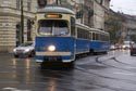 Trams, Krakow, Poland has been viewed 9028 times