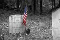 American Revolution grave stone has been viewed 9827 times