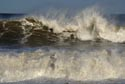 Image Ref: 9907-11-6 - Giant waves on the seafront at Seaham, County Durham, Viewed 6330 times