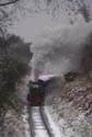 Tanfield Railway in the snow has been viewed 6063 times