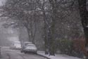 Image Ref: 9908-01-5 - Snow covered street, Viewed 5677 times