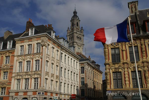 Picture of Lille, France - Free Pictures - FreeFoto.com
