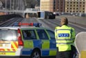 Image Ref: 9908-02-32 - Road traffic accident, Redheugh Bridge, Gateshead, Viewed 6282 times