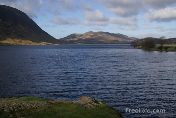 Picture of Crummock Water - Free Pictures - FreeFoto.com