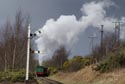 Image Ref: 9908-03-19 - RSH No 49 0-6-0ST on the Tanfield Railway, Viewed 4457 times