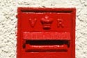 Royal Mail post box has been viewed 6094 times