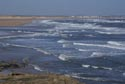 Rough sea at Seaton Sluice has been viewed 6599 times