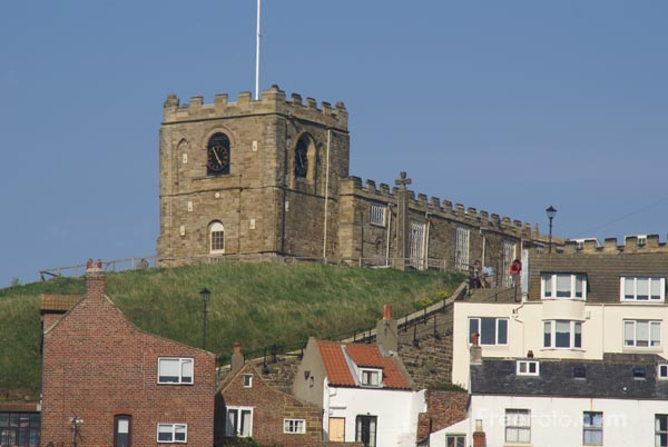 Picture of Whitby North Yorkshire - Free Pictures - FreeFoto.com