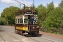 Image Ref: 9908-05-29 - Newcastle Electric Tramway Tram Number 114, Viewed 4204 times
