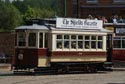 Image Ref: 9908-05-31 - Beamish Tram number 196, Viewed 4096 times