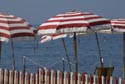 Image Ref: 9908-07-2282 - Beach Parasol and sea, Viewed 8439 times