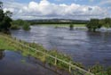 Image Ref: 9908-08-2727 - River Wharfe in flood, Viewed 4480 times