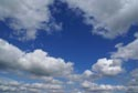Image Ref: 9908-08-3759 - Blue sky and white clouds, Viewed 8884 times