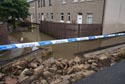 Image Ref: 9908-09-4217 - Floods in Morpeth, Viewed 4303 times