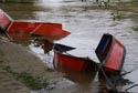 Image Ref: 9908-09-4235 - Floods in Morpeth, Viewed 4273 times