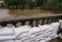 Image Ref: 9908-09-4254 - Floods in Morpeth, Viewed 5333 times
