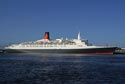 QE2 Queen Elizabeth 2 visits Tyne for the last time has been viewed 6530 times