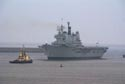 Image Ref: 9909-01-8990 - HMS Ark Royal arrives back on Tyneside, Viewed 6644 times