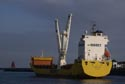 Image Ref: 9909-02-9194 - Biglift Heavy Lift Transporter Ship on the River tyne, Viewed 9444 times