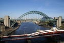 Image Ref: 9909-03-1102 - The Tyne Bridge, Viewed 5530 times