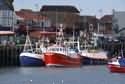 Image Ref: 9909-04-3408 - Fishing Boat, Whitby Harbour, North Yorkshire, Viewed 5291 times