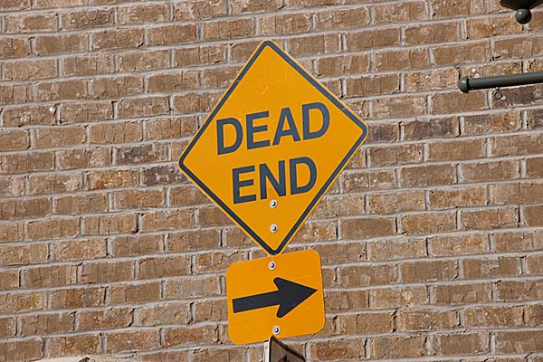 Picture of Dead End - Free Pictures - FreeFoto.com