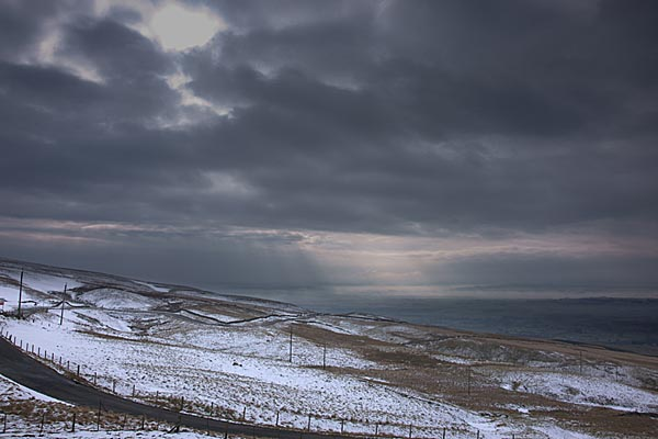 Picture of View from Hartside Pass, Cumbria - Free Pictures - FreeFoto.com
