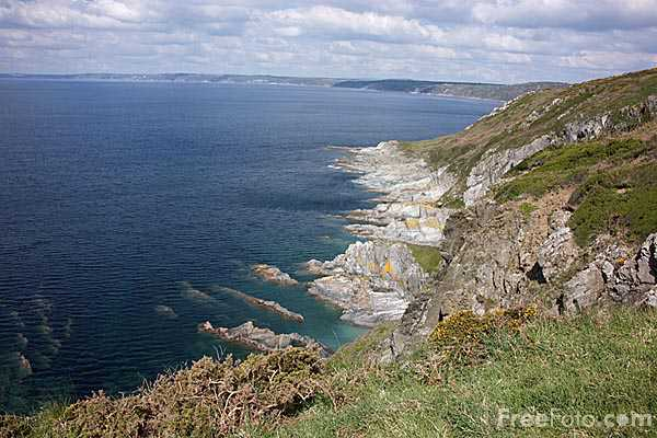 Picture of Rame Head Heritage Coast, Cornwall - Free Pictures - FreeFoto.com