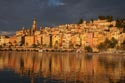 Image Ref: 9910-08-5382 - Menton old town at dawn, Viewed 2479 times