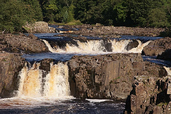 Picture of Low Force Waterfall - Free Pictures - FreeFoto.com