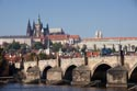 Image Ref: 9910-10-8243 - Prague Castle and Charles bridge, Viewed 2542 times