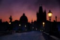 Image Ref: 9910-10-8730 - Charles bridge at dawn, Viewed 2511 times