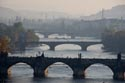 Prague Bridges on Vltava River has been viewed 4274 times