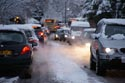 Image Ref: 9910-11-1564 - Motorists battle with hazardous winter conditions on the road, Viewed 1988 times