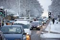 Image Ref: 9910-11-1581 - Motorists battle with hazardous winter conditions on the road, Viewed 2078 times