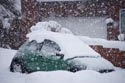 Snow covered car has been viewed 4473 times