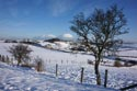 Winter Scene, Penshaw has been viewed 2142 times