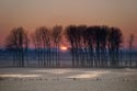 Winter Sunset has been viewed 2631 times