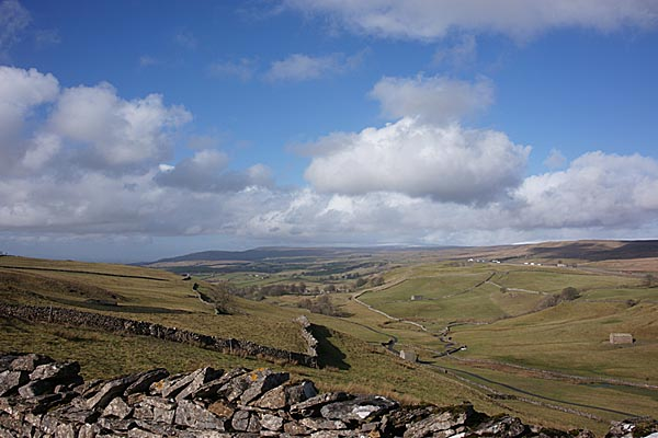 Picture of Eden Valley and the North Pennines - Free Pictures - FreeFoto.com