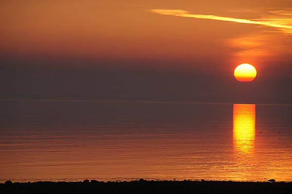 Picture of Sunset, Dumfries and Galloway - Free Pictures - FreeFoto.com