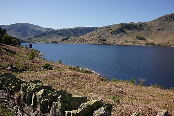 Picture of Haweswater, Mardale, Cumbria - Free Pictures - FreeFoto.com