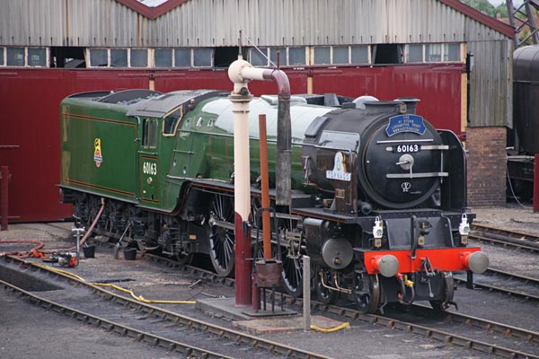 Picture of LNER Peppercorn Class A1 60163 Tornado - Free Pictures - FreeFoto.com