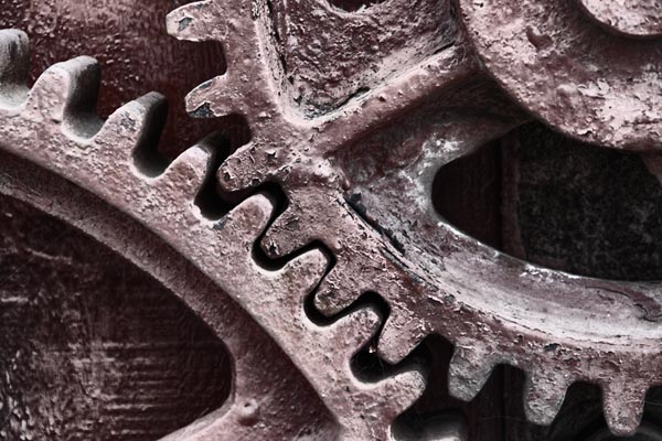 Picture of Gear Wheels - Free Pictures - FreeFoto.com